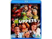 The Muppets Blu-ray [Region-Free]