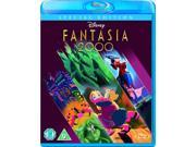Fantasia 2000 Blu-ray [Region-Free]