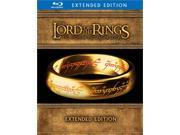 The Lord of the Rings: The Motion Picture Trilogy Blu-ray [Region-Free]