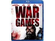 War Games: At the End of the Day Blu-ray [Region-Free]