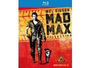 Mad Max Trilogy Blu-ray [Region-Free]