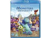 Monsters University Blu-ray [Region-Free]