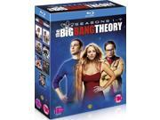 Big Bang Theory: Seasons 1-7 Blu-ray [Region-Free]
