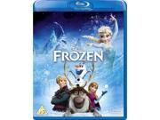 Frozen Blu-ray [Region-Free]