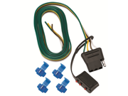 """118002 Tow Ready 4-Flat Car End Connector 60"""" Long (Includes 4 Wire Taps)"""