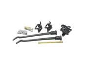 66006 Reese Titan Trunnion Bar Bolt-Together Weight Distribution Kit 17K