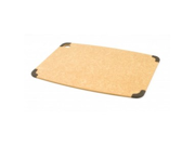 Non-Slip Series Cutting Board in Natural/Brown by Epicurean®
