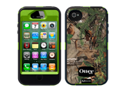 Otterbox Defender Case for Apple Iphone 4 / Iphone 4S  (Realtree Xtra Green) - 77-25934