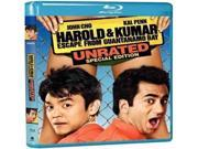 HAROLD & KUMAR ESCAPE FROM GUANTANAMO BAY (BLU-RAY/R/UR/SE)   NLA