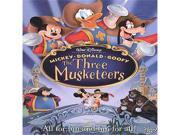 THREE MUSKETEERS(2004/DVD)