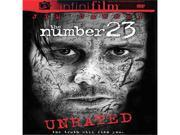 NUMBER 23 (DVD/WS 2.35/5.1/RATED & UNRATED ON SAME DISC/ENG-SPAN-SUB)
