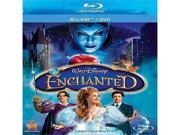 ENCHANTED (BLU+DVD)