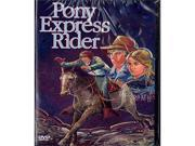 Stone Five Pony Express Rider DVD