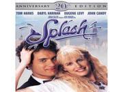 SPLASH!!(DVD 20TH ANNIV/HANKS)