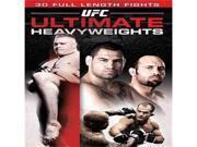 Ufc-Ultimate Heavyweights (Dvd)