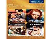 Tcm Greatest Classic Films-Legends-Bette Davis (Dvd/4Fe/2 Disc)