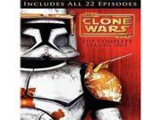 Star Wars-Clone Wars-Season 1 (Dvd/4 Disc/Viva Pkg/Ff-4X3/Sp-Fr Sub)