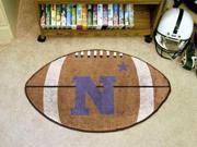 "Us Naval Academy Football Rug 22""X35"""