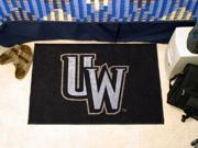 University Of Wyoming Starter Mat