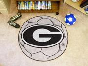 University Of Georgia Soccer Ball