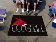 "Central Missouri Tailgater Rug 60""72"""