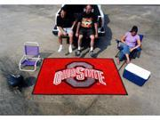 "Ohio State Ulti-Mat 60""96"""