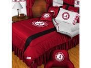 NCAA Alabama Crimson Tide Comforter Pillowcase College Bed