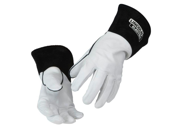Lincoln Electric K2981 Goatskin Leather TIG Welding Gloves, X-Large