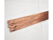 """Weldcote Metals ER70S-2 .045 X 36"""" Tig Welding Rod 10 Lbs."""