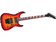 Jackson SLXQ Soloist X Series Guitar Burnt Cherry Sunburst