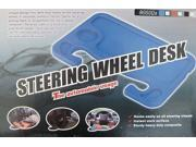 Car Laptop desk/Steering Wheel Multi Tray work table
