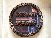 Zone Tech Shaded Cheetah Soft Steering Wheel Cover