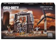 Mega Bloks Call of Duty Zombies Tranzit Collector Construction Set