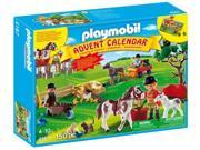 Playmobil Advent Calendar Pony Farm with Great Additional Surprises