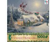 Thomas Kinkade Dash Away All 1000 Piece Puzzle