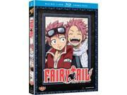 Fairy Tail: Part 7 (Blu-ray/DVD Combo)