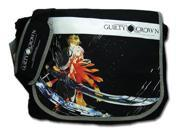 Guilty Crown Ouma & Yuzuriha Messenger Bag