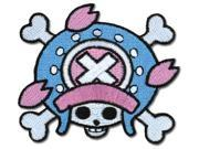 One Piece Chopper Skull Icon Patch
