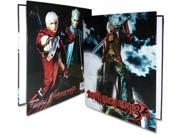 Devil May Cry Key Art Binder