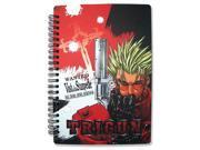 Trigun Vash Notebook