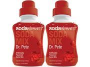 SodaStream Dr. Pete Drink Concentrate Soda Mix ( 2 Pack )