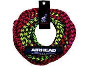 Airhead AHTR-22 2 Rider / 2 Section Tube Rope w / 50 - 60 Feet Length