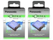 Panasonic WES035P HyrdaClean Shaving Cartridges (2 Pack)