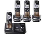 Panasonic KX-TG9322T + (2) TGA939T DECT 6.0 Expandable 2 Line Digital Cordless Phone