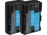 Replacement Battery For Canon 60D Camera Model 2 Pack