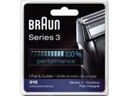 Braun 31S Braun Series 3 Foil and Cutter Block Sliver