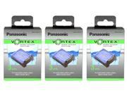 Panasonic WES035P HydraClean Shaving System Solution Cartridge ( 3 Pack )