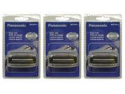 Panasonic WES9161CL Replacement Outer Foil For ES8249S And ES8243A Shavers 3 Pack