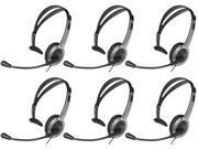 Panasonic KX-TCA430 Noise-Canceling Over The Head Headset