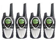 Midland GXT500 (4 Pack) Two Way Radio / Walkie Talkie
